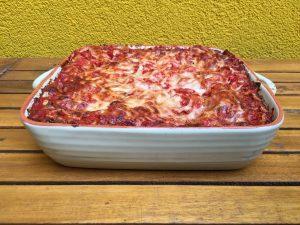 Lasagne met snijbiet